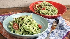Zoodles with Avocado Pesto Recipe | Episode 1169