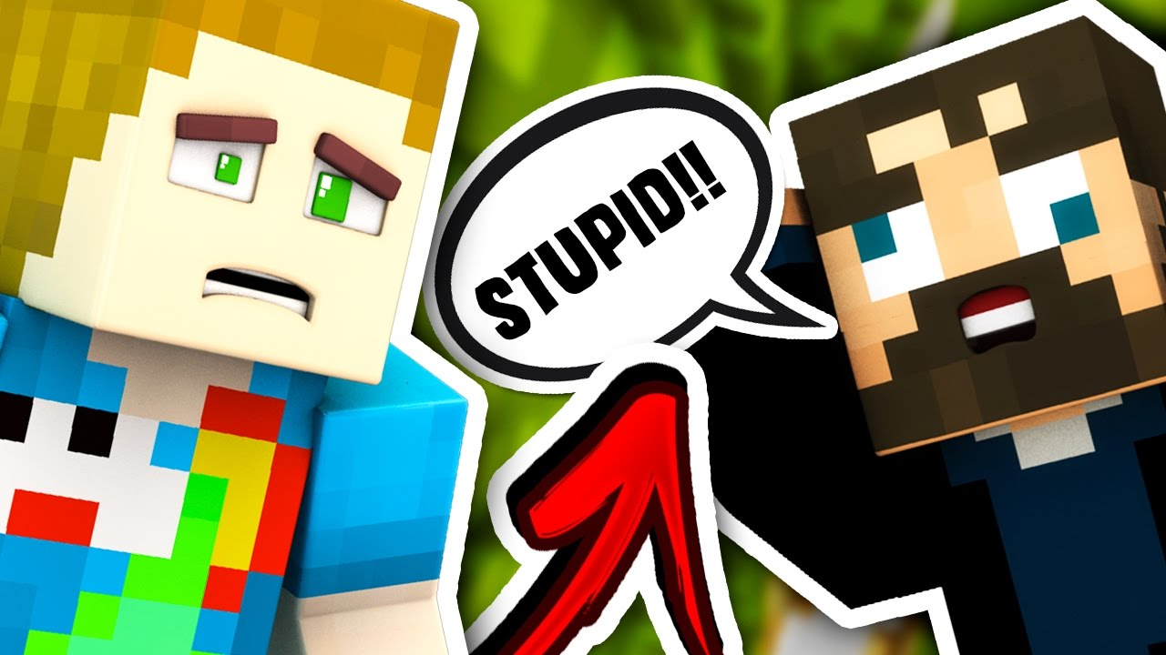 THE DUMBEST TROLL EVER.. DERP SSUNDEE CALLS ME STUPID!! - Troll Craft