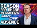 Reason For Shane McMahon Not Being On TV Revealed | WWE Draft Spoilers?