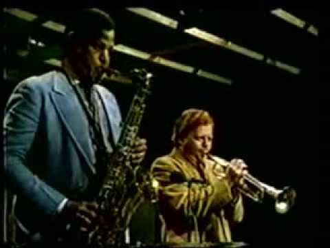 Dexter Gordon and Red Rodney  ''  Buzzy '' 1975