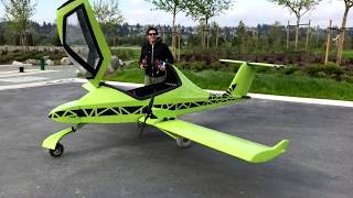 CARBON FIBER CRI CRI SIZE SMALLEST AIRPLANE PROJECT --MAGICRAFT