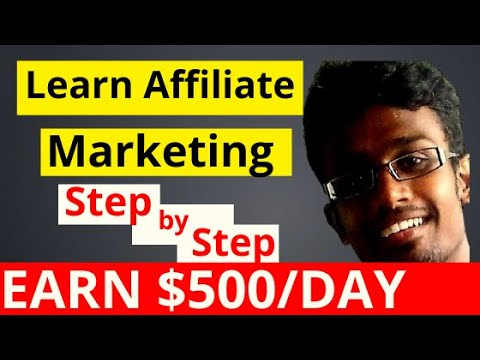 Affiliate Marketing Tutorial for Beginners (2020) | Tamil | Step by Step Affiliate Marketing Guide