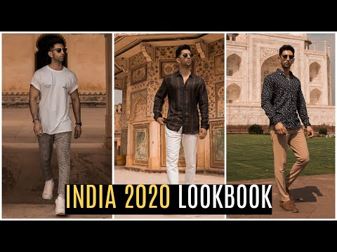India Summer Lookbook | 5 Outfit Ideas | Men's Fashion