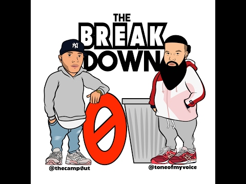 TheBreakdown Season2 ep7 World Of Niche, Supreme LV update, Weekend releases
