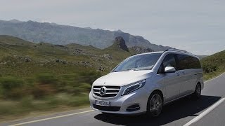 World Premiere of the new V-Class - Mercedes-Benz original