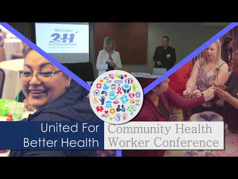United for Better Health: 2017 Community Health Worker Conference