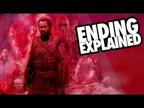 MANDY (2018) Ending Explained