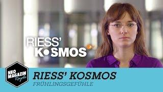 Riess' Kosmos - Frühlingsgefühle   NEO MAGAZIN ROYALE mit Jan Böhmermann - ZDFneo