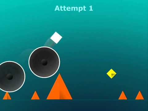 Robot Rock gameplay in iDaft Jamming
