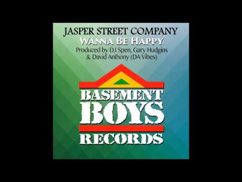 Jasper Street Co. -  Wanna Be Happy (DJ Spen & David Anthony DA Vibes Remix) (6:37)