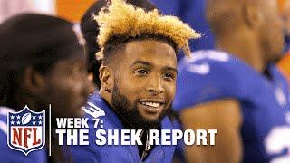 The Shek Report (Week 7) | Tired of Odell Beckham Jr.