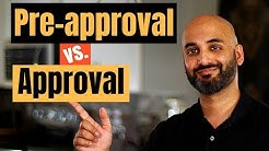 MORTGAGE PRE-APPROVAL vs. MORTGAGE APPROVAL: What's the difference? (and why both are important!)