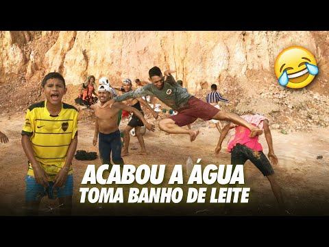 FUNDO DE QUINTAL OFC - ACABOU A ÁGUA (TOMA BANHO DE LEITE) Mc Fosco, Mc Thammy e Mc 3L