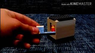 Обзор на маленький диспенсер из лего