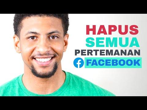 Assalamu'alaikum .... Di video kali ini saya akan membahas cara Menghapus semua Pertemanan di Facebo.