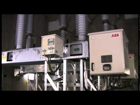 Compact indoor substation with Disconnecting Circuit Breakers from ABB