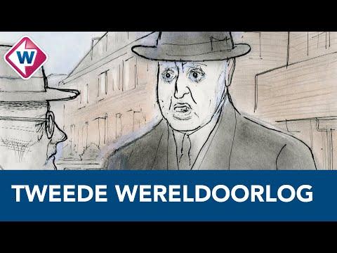 Hongerwinter en bevrijding door Jan Vegter - OMROEP WEST