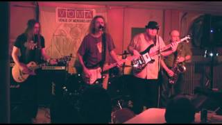 Alvin Lee tribute song, Going Home- Blues Gathering at VOMA 3-30-13