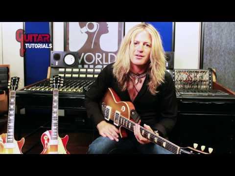 Doug Aldrich Guitar Lesson - #7 Tips & Tricks in Key of G - GuitarTutorials