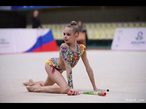 Anna Popova - Clubs AA 18.90 Junior Championship Of Moscow 2019