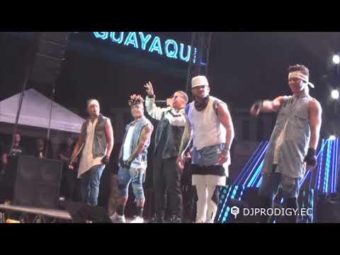 Concierto Daddy Yankee 2017 Gquil - Ecuador full LIVE