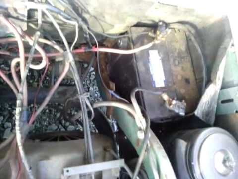 hqdefault 1984 ezgo gas golf cart youtube ezgo golf cart wiring diagram gas engine at aneh.co