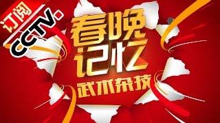 春晚记忆— 春晚三十三年回顾之武术杂技合辑 | CCTV春晚