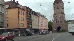 O que visitar em  Augsburg  na Alemanha