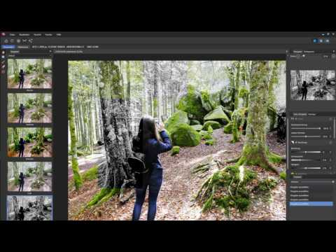 Affinity Photo von Serif | Bildbearbeitung fast wie Photoshop | Neue Software für Windows