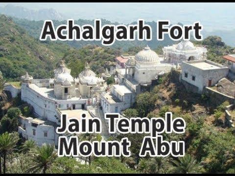Watch Before Visiting  Achalgarh Jain Temple Mount Abu Travel Vlog