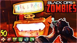 💎Town Pack a Punch Challenge FAIL! 💎 (Call Of Duty Black Ops 2 Zombies)