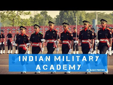 INDIAN ARMY - Indian Military Academy ( Trailer ) - 2017