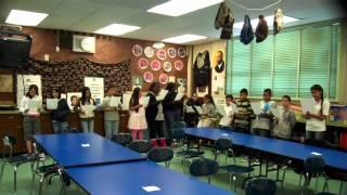 Laurel Elementary Chorus, Oakland, CA, Ms. Garfinkle's 5th Grade Class-There's Always Talk
