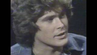 Watch David Hasselhoff The Young  The Restless video