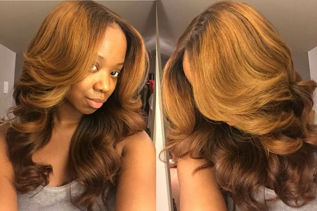 Pt1 Fall Honey Blonde Tutorial Ombre Her Hair Company