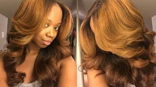 Video PT1 Fall Honey Blonde Tutorial (Ombre) - Her Hair Company download MP3, 3GP, MP4, WEBM, AVI, FLV Agustus 2018