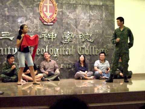 TTC Cultural Night 2011, Singapore Yr 1 Team