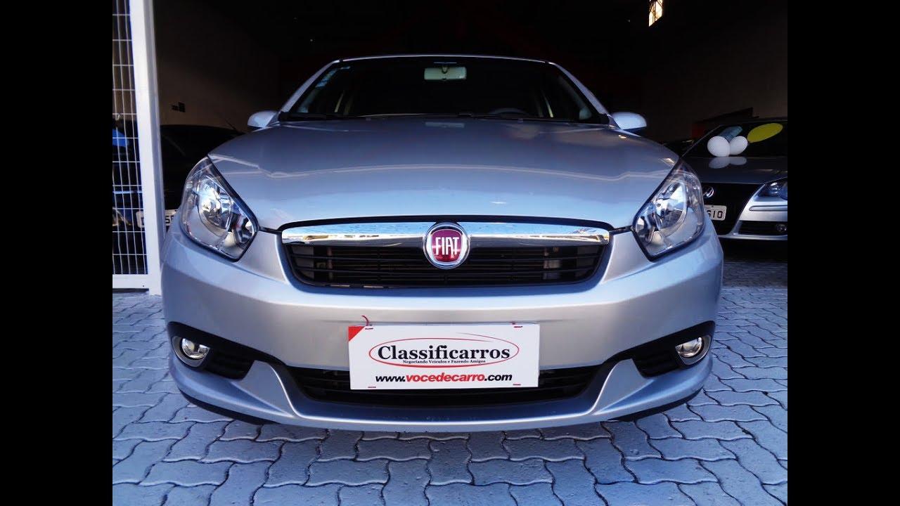 Fiat Grand Siena Attractive 1 4 8v  Flex  - 2015