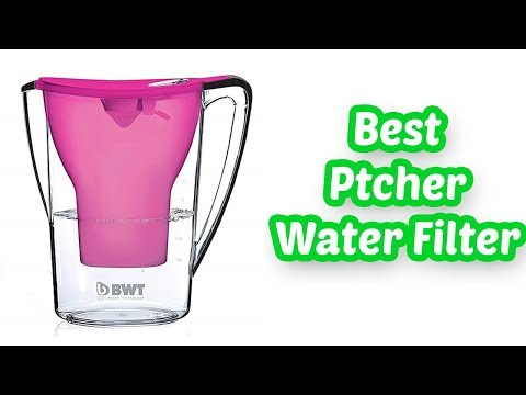 10 BEST PITCHER WATER FILTERS 2020