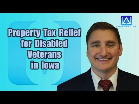 property-tax-relief-for-disabled-veterans-in-iowa- -learn-about-law