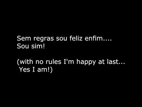 Let it go - Eu portuguese (Portuguese/english lyrics)