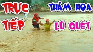 Tin Lũ Lụt Mới Nhất: Trực Tiếp Thảm Họa Lũ Quét Ngập Lụt Do Mưa Lớn Triền Miên