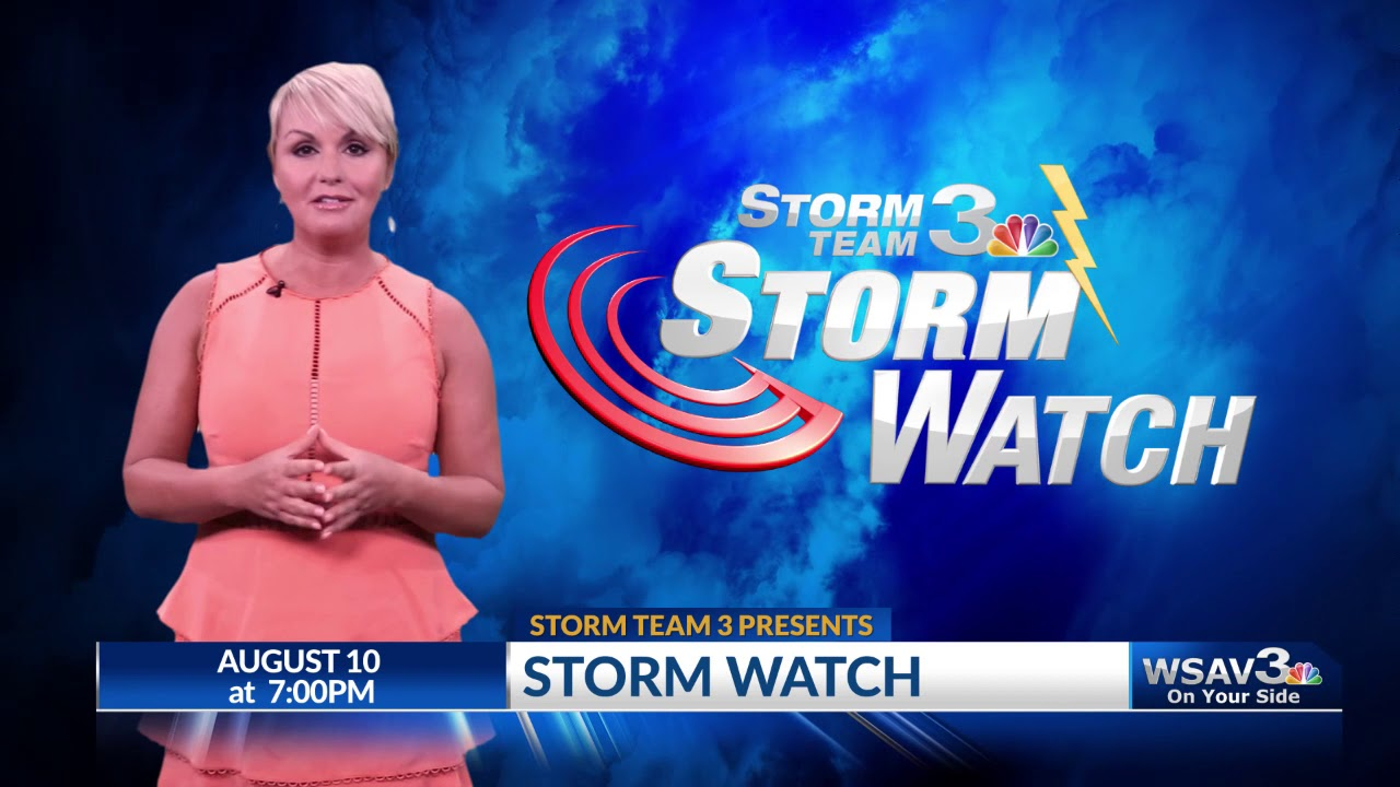 WSAV Storm Team 3 presents Storm Watch Hurricane Special