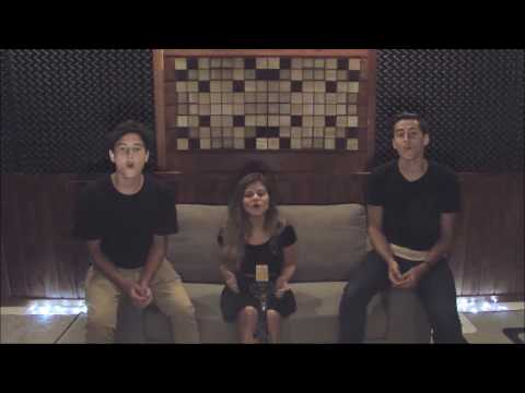 "RM7 ESTÚDIO // Daniel, Mariana & Jonas - ""Com tudo""  (Cover Hilsong - With Everything)"
