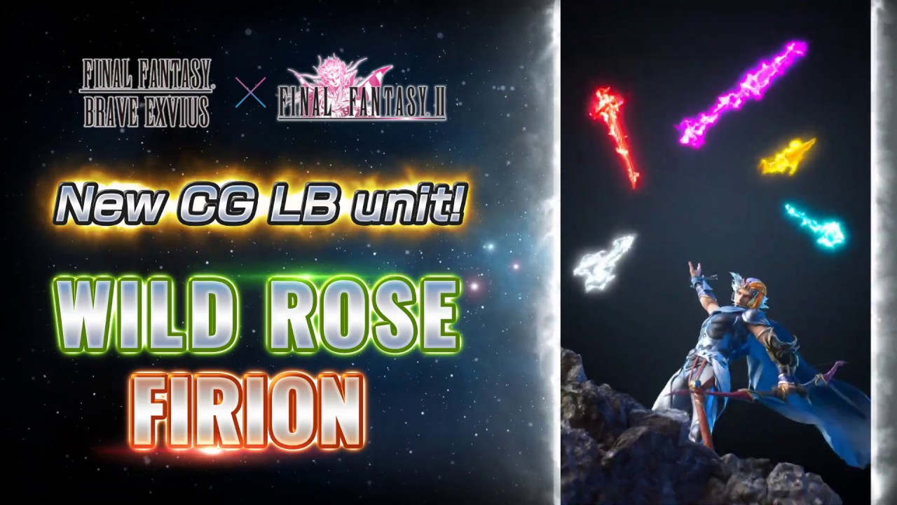 Ffbe Tier List 2020.Ffbe Featured Summon Ffii Global
