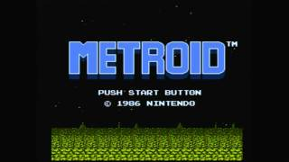 CGR Undertow - METROID for NES Video Game Review