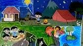 Gambar Montase Bertema Cinta Lingkungan Kerajinan Membuat Montase Dengan Tema Cintai Lingkungan Youtube