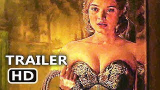 PROFESSOR MARSTON & THE WONDER WOMEN Trailer (2017) Luke Evans, Rebecca Hall Movie HD