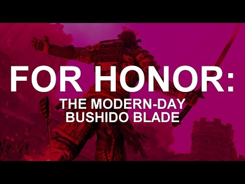 How For Honor Incentivises Nobility (Review/Analysis) - Writing on Games