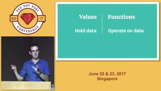 Functional Architecture for the Practical Rubyist - RedDotRubyConf 2017